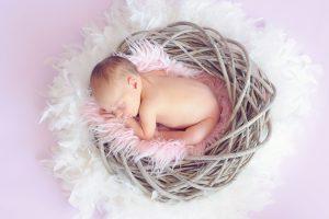Moja pierwsza wyprawka, podstawowe artykuły dla noworodka