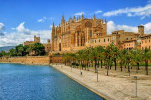 Podróże po Europie - Majorka