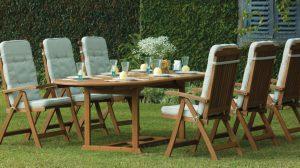 Jak wybrać meble ogrodowe w czterech prostych krokach