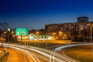 Wynajem billboardów w Krakowie