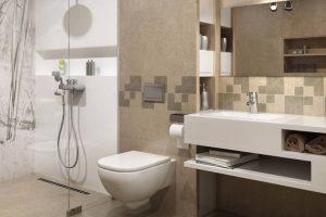 Aranżacje łazienkowe – inspiracje dla małych i dużych łazienek
