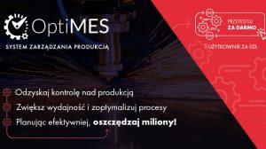 Planowanie wydajnej produkcji - OptiMES