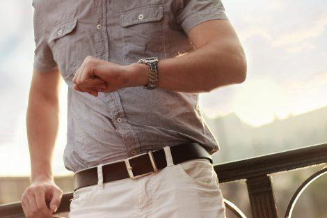 Mężczyzna – jak ubierać się do biura w lecie
