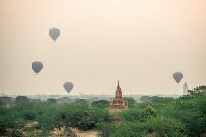 Pagan Birma z biurem podróży - Azja na wyciągnięcie ręki.