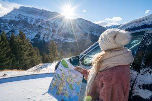Wynajem samochodu jako propozycja na ferie zimowe
